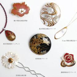 日本橋三越で針谷蒔絵の世界展を開催